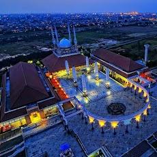 Info Lengkap Masjid Agung Jawa Tengah, Salah Satu Masjid Termegah di Indonesia