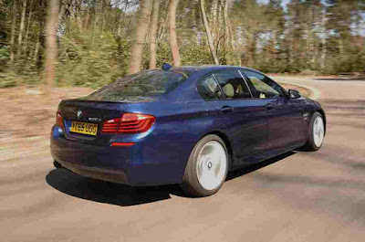 Reviews Car BMW 5 Series 2010-2017