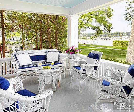 Decorar espacios al aire libre mi casa inventada for Decorar porche pequeno