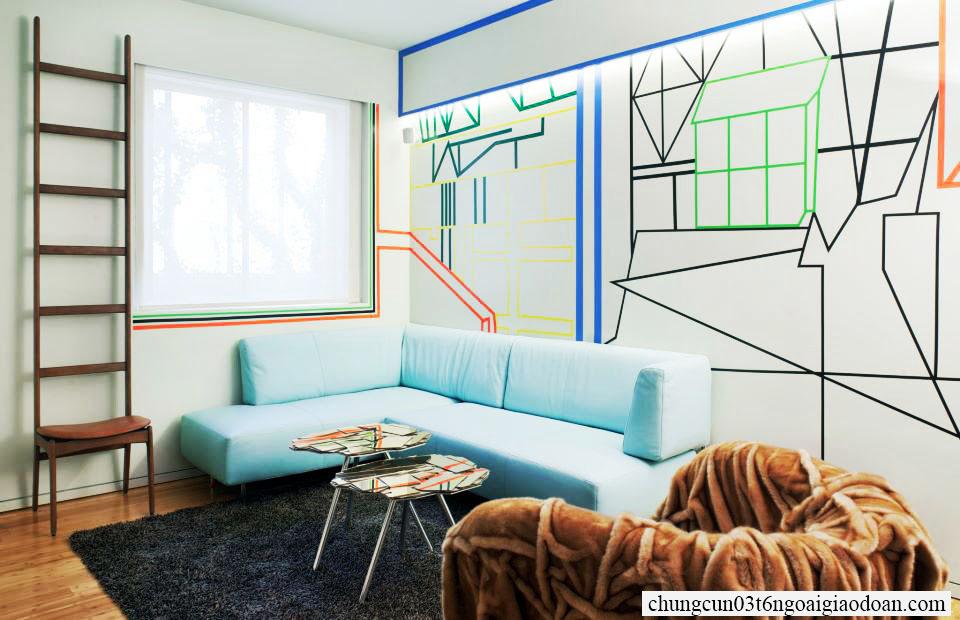 Hướng dẫn thiết kế nội thất cho căn hộ chung một cách hoàn hảo