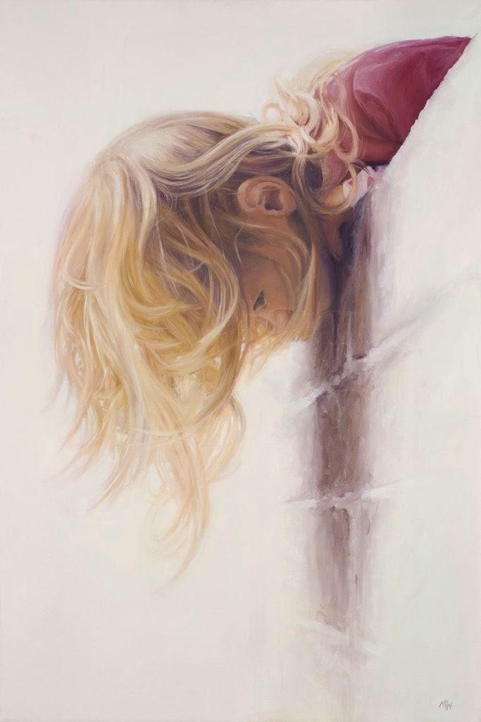 Inocência e Curiosidade - Matthew Weathers e suas pinturas | O pintor da luz