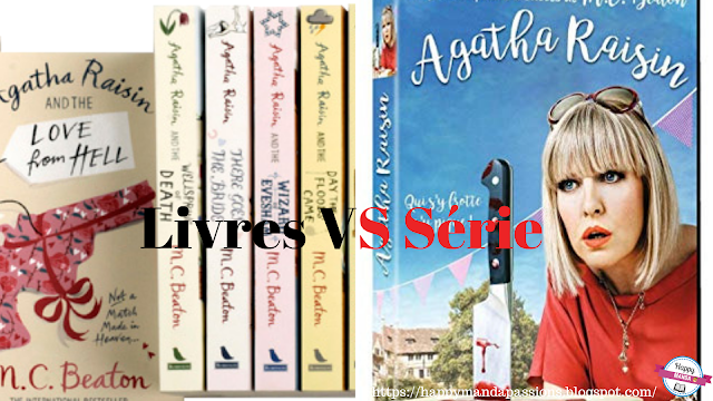 Agatha Raisin - La série - MC Beaton
