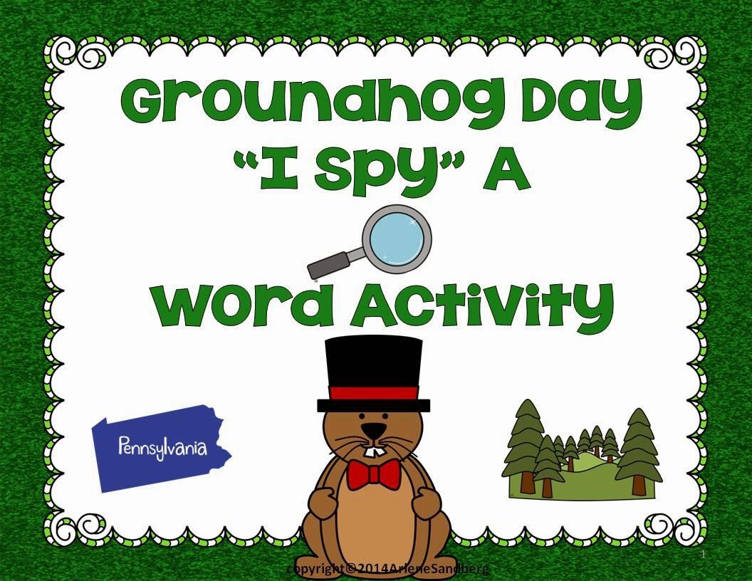 Lmn Tree Groundhog Day Free Resources Craft Ideas