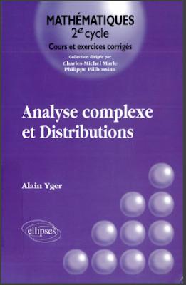 Télécharger Livre Gratuit Analyse complexe et distributions pdf