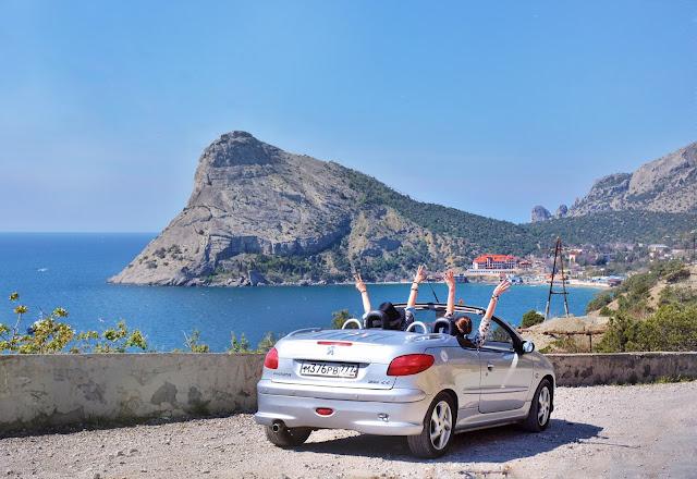 маршрут по красивым местам Крыма на машине
