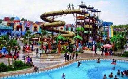 Wisata Caribbean Island Water park Di Balikpapan Tempat Wisata Terbaik Yang Ada Di Indonesia: Wisata Caribbean Island Water Park Di Balikpapan