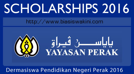 Dermasiswa Pendidikan Negeri Perak 2016