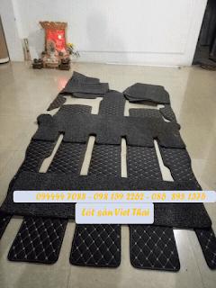 thảm lót sàn kia sedona