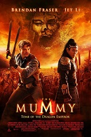 The Mummy: Tomb of Dragon Emperor