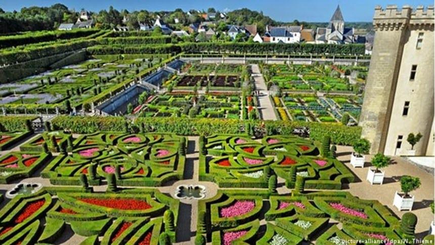 Khám phá 'những khu vườn vương giả' giữa lòng châu Âu -1
