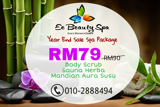 Muslimah, twb, ee beauty spa,