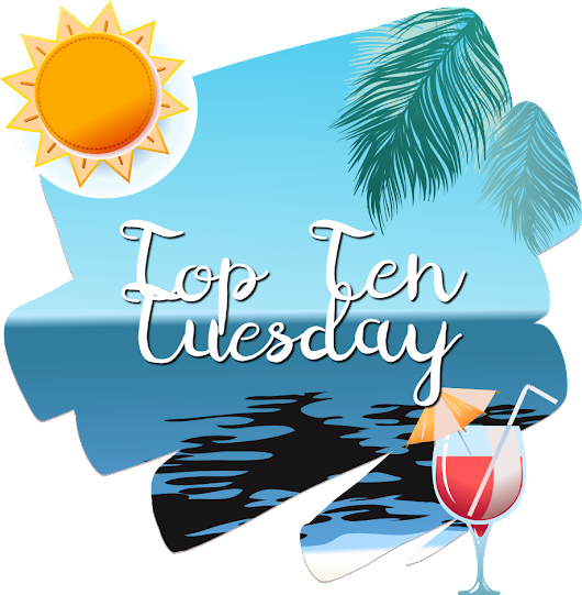 Top Ten Tuesday: Summer Freebie