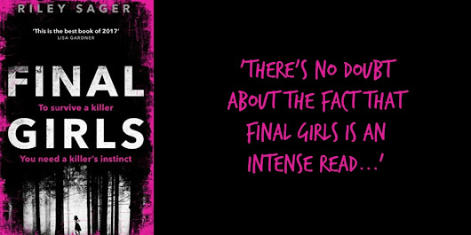 BOOK REVIEW | Final Girls by Riley Sager