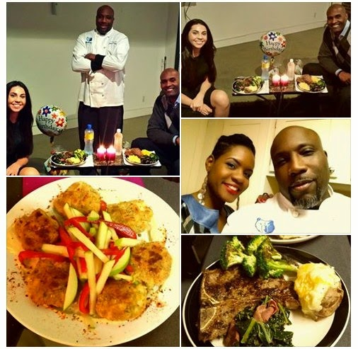 Healthy Eating With Chef Christopher Beavers