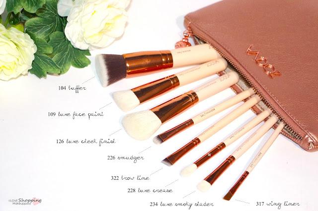 Rose Golden Luxury set vol. 2 zoeva aliexpress