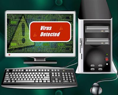 cara menghilangkan virus mail.ru