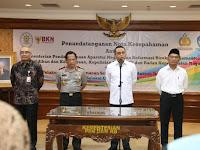 Polisi Ikut Jaga Tes CPNS 2018 Untuk Adang Aksi Honorer K2. Benarkah?
