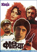 Kaalia 1981 Full Movie 720p Hindi HDRip x264 Download