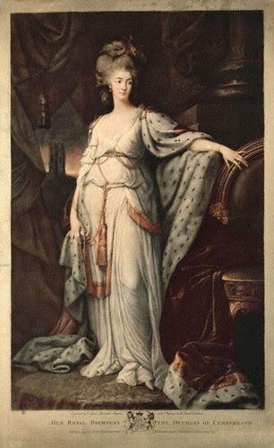 Anne, Duchess of Cumberland by Valentine Green, 1790