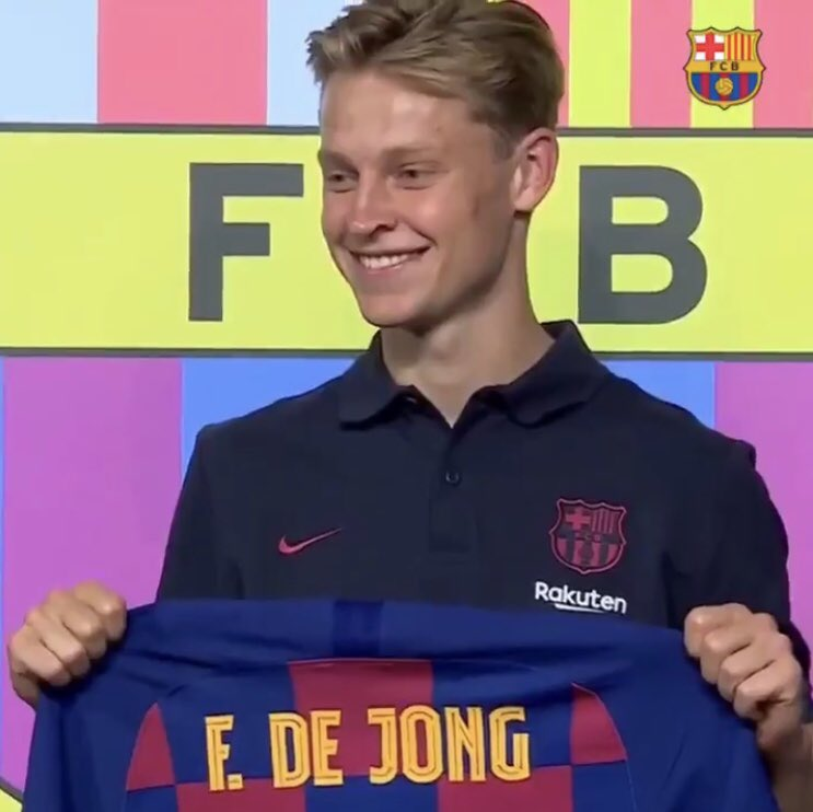 More Numbers: New FC Barcelona 19-20 Font Revealed