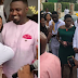 VIDEO: Former President John Mahama Turns Up At John Dumelo's Traditional Marriage