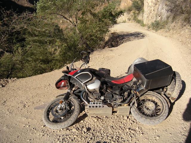 Alex's Motorcycle Adventure Alaska, Mexico, Central + South