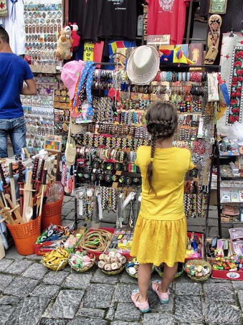 Sighişoara - suveniruri -blog FOTO-IDEEA