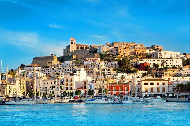 Centro da Ibiza - Ibiza Ciudad