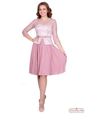 vestidos de fiesta para gorditas y bajitas