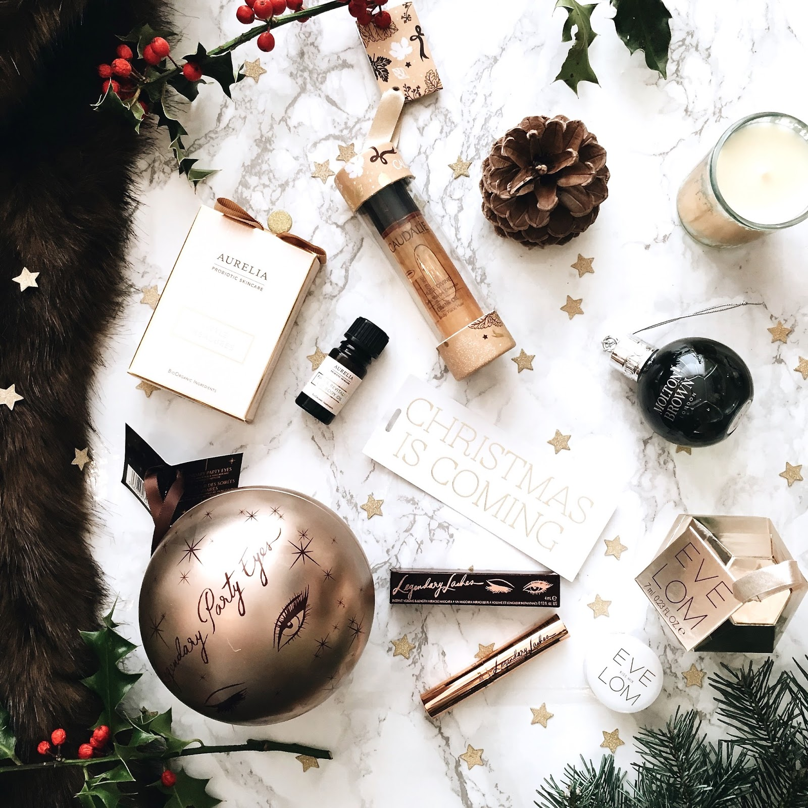 Christmas Beauty Baubles | This London Life