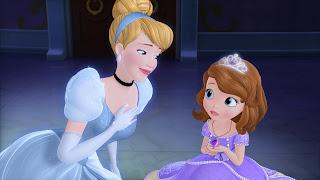 Princesinha Sofia Era uma Vez