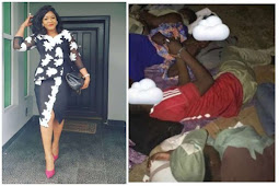 Omotola Reacts To Poor Treatment To Corps Members By INEC