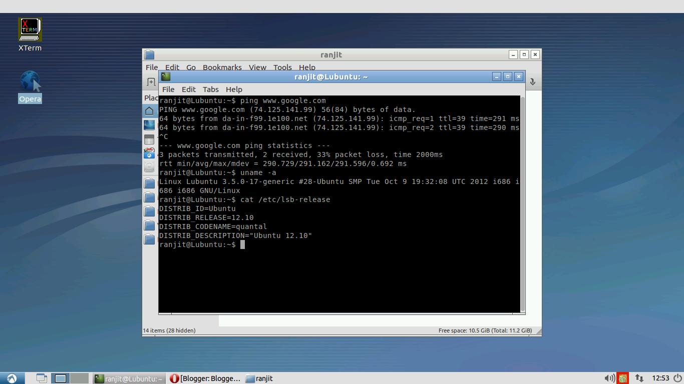 Changing resolution in every reboot in lubuntu as well as virtual