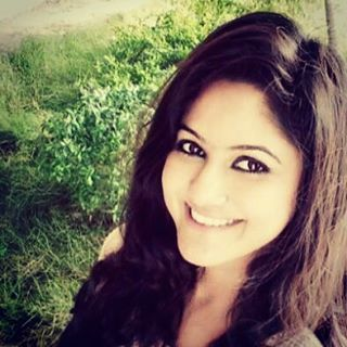Trina Saha TV Serial Actress Smile Selfie