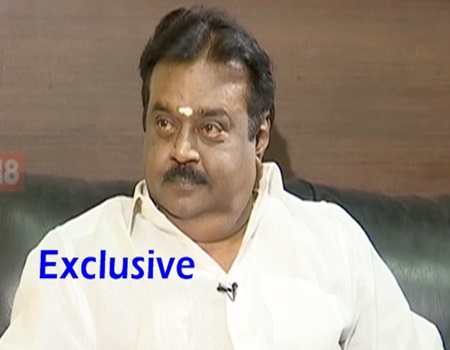 Exclusive Interview with Vijayakanth (DMDK Chief) | Vellum Sol | News18 Tamil Nadu