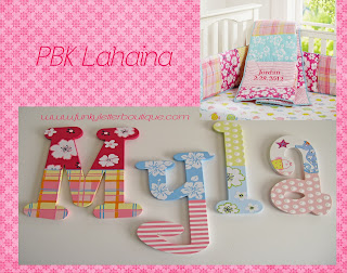 The Funky Letter Boutique Popular Pottery Barn Kids Girls
