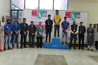 Success changes the chemistry of the brain: Intra University Indoor Games 2017 at Jagran Lakecity University