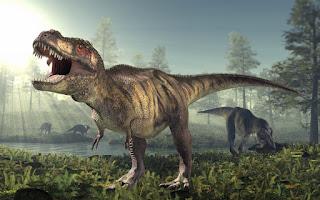 تقال لنوع الحيوانات الذي لم يعد له وجود مثل الديناصورات