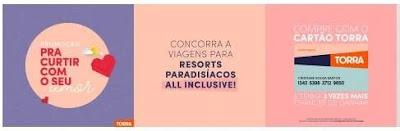 Dia dos Namorados 2019 Lojas Torra Promoção - Curtir Com Seu Amor