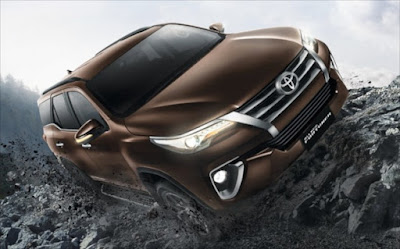 New 2016 Toyota Fortuner SUV Image