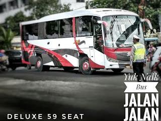 Sewa Bus isi 50 Kursi, Sewa Bus 50 Kursi Sewa Bus Besar