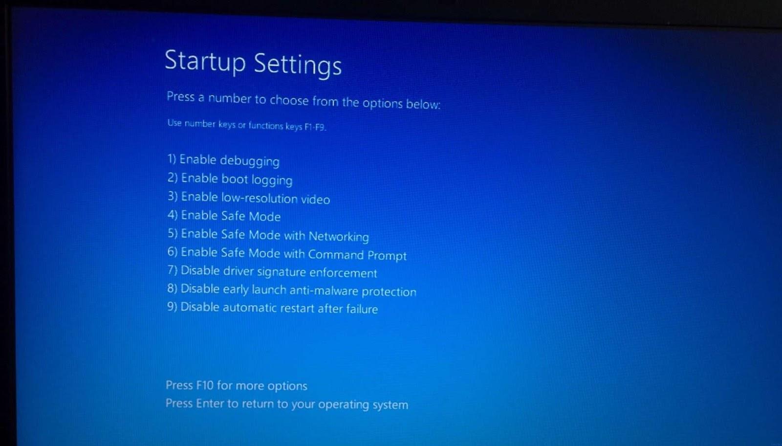 Fix Blue Screen of Death (BSoD) Errors in Windows - Technology tips