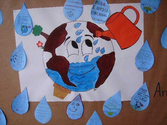 Amado 30 ideias de murais para o Dia do Meio Ambiente — SÓ ESCOLA RY98