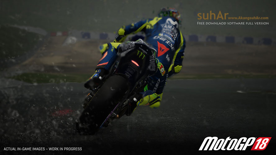 Gratis Download MotoGP 2018 Full Version For PC Game, MotoGP 2018 Terbaru, MotoGP 18 Latest Version
