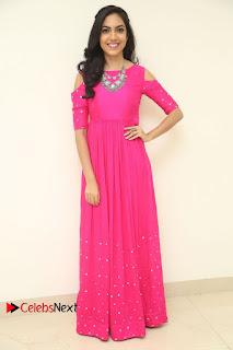 Actress Ritu Varma Stills in Pink Dress at Pelli Choopulu 100 Days Function 0193
