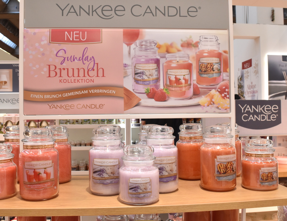 Yankee Candle - Sunday Brunch Sommer 2019