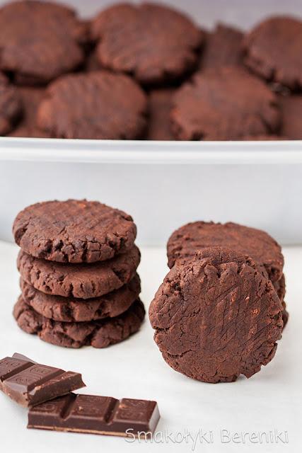 Dyniowe ciasteczka czekoladowe