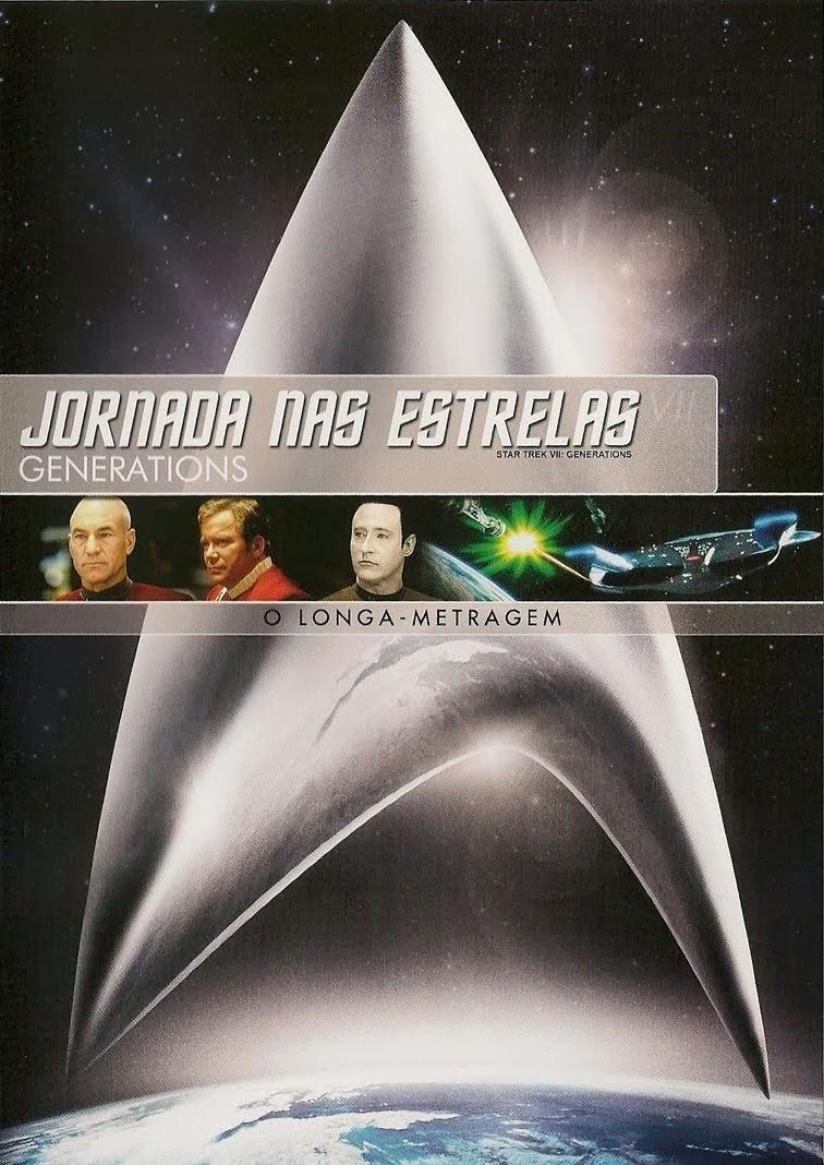 Jornada Nas Estrelas 7: Generations – Dublado (1994)