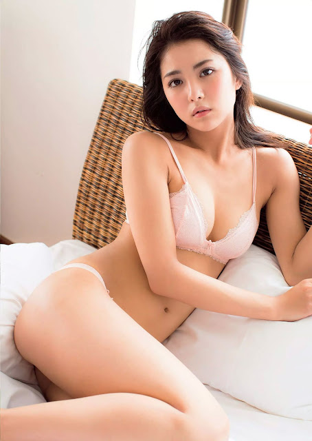 Ishikawa Ren 石川 恋 Weekly Playboy No 36 2015 Pictures 4