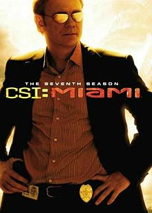 CSI: Miami Temporada 7